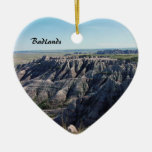 Badlands, Dakota del Sur Adorno Para Reyes