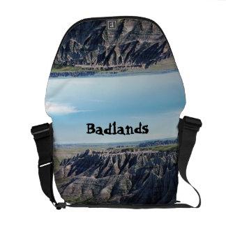 Badlands Dakota del Sur Bolsas Messenger