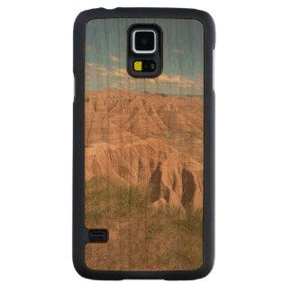 Badlands Eastern Loop Carved® Cherry Galaxy S5 Slim Case