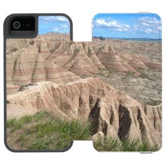 Badlands Eastern Loop Wallet Case For iPhone SE/5/5s