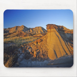 Badlands formations at Dinosaur Provincial Park 3 Mouse Pad