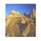 Badlands formations at Dinosaur Provincial Park 6 Notepad