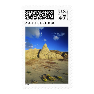 Badlands formations at Dinosaur Provincial Park 7 Postage