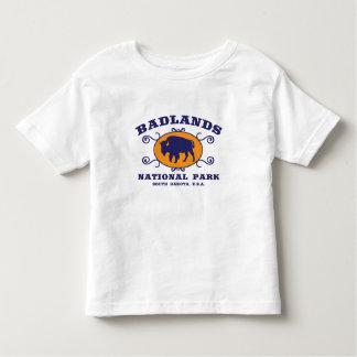 Badlands National Park Buffalo T-shirt