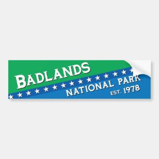 Badlands National Park Bumper Sticker