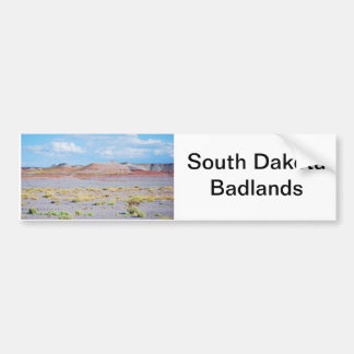 """Badlands National Park"" collection Bumper Sticker"