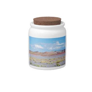 """""""Badlands National Park"""" collection Candy Jars"""
