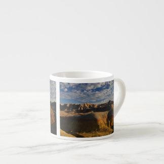 Badlands National Park Espresso Cup