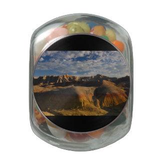 Badlands National Park Glass Jars
