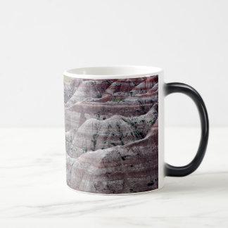 Badlands national park mountains from afar magic mug