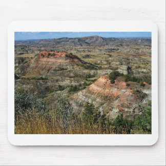 Badlands National Park North Dakota Mouse Pad