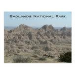 Badlands National Park Postcard