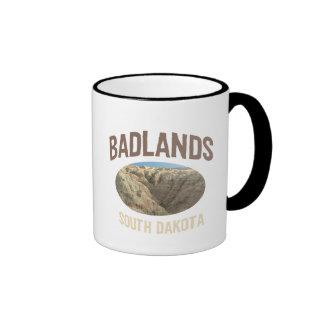 Badlands National Park Ringer Mug