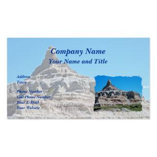 Badlands National Park, South Dakota Business Card