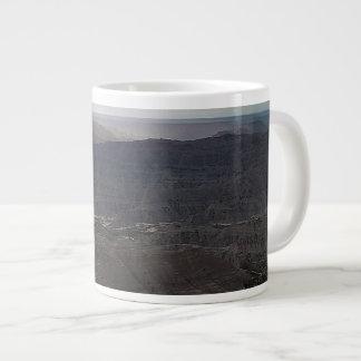 badlands national park South Dakota Giant Coffee Mug