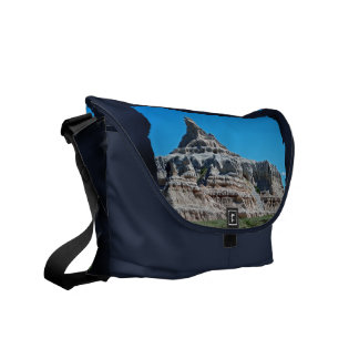 Badlands National Park South Dakota Courier Bag