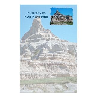 Badlands National Park, South Dakota Stationery