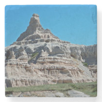 Badlands National Park South Dakota Stone Coaster