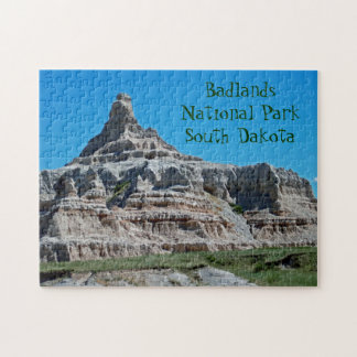 Badlands parque nacional, Dakota del Sur Puzzle