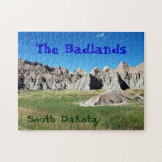 Badlands Jigsaw Puzzle