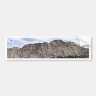 Badlands South Dakota Bumper Sticker