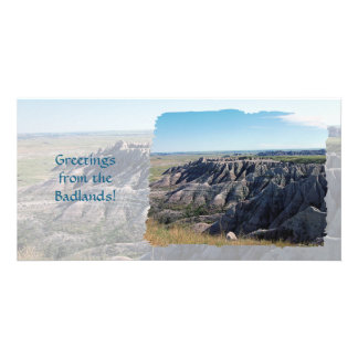 Badlands, South Dakota Card