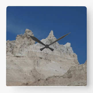 Badlands South Dakota Clock