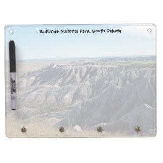 Badlands, South Dakota Dry-Erase Board