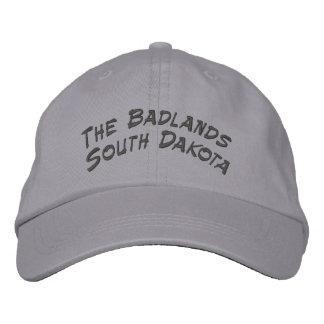 Badlands South Dakota Embroidered Hats