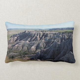 Badlands South Dakota Lumbar Pillow
