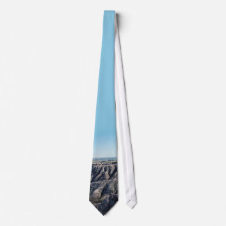 Badlands South Dakota Neck Tie