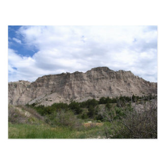 Badlands South Dakota Postcard