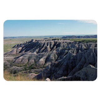 Badlands South Dakota Rectangular Photo Magnet