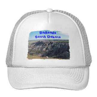 Badlands, South Dakota Trucker Hat