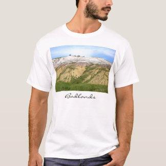 Badlands Yellow Mounds T-Shirt