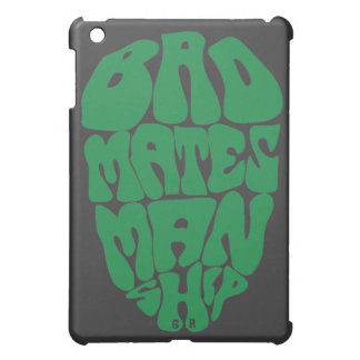BADMATESMANSHIP iPad MINI COVER
