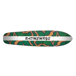 badmemrys signature board skate board deck