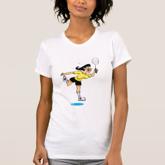 Badmington Lady T-Shirt
