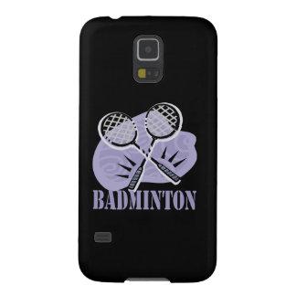 Badminton 5 galaxy s5 cases