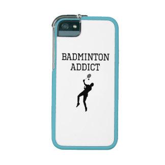 Badminton Addict Case For iPhone 5/5S