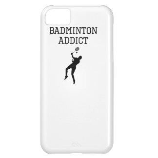 Badminton Addict iPhone 5C Covers