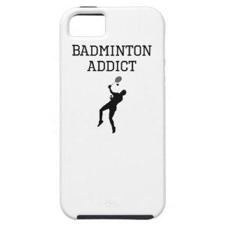 Badminton Addict iPhone 5 Case