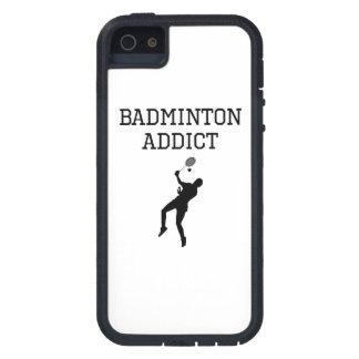 Badminton Addict iPhone 5 Cover