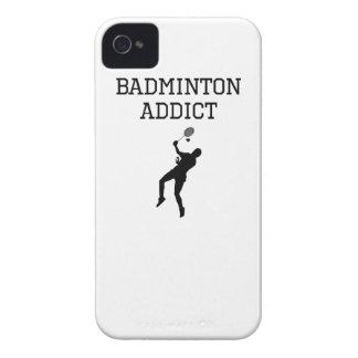 Badminton Addict iPhone 4 Case-Mate Case
