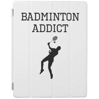Badminton Addict iPad Cover