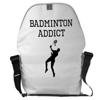 Badminton Addict Messenger Bag