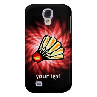 Badminton Birdie Samsung Galaxy S4 Cases