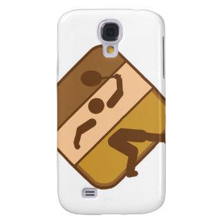 Badminton Galaxy S4 Case