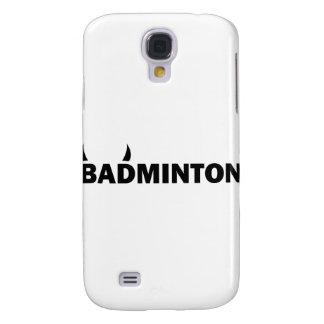 badminton galaxy s4 cover
