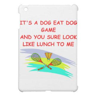 badminton case for the iPad mini
